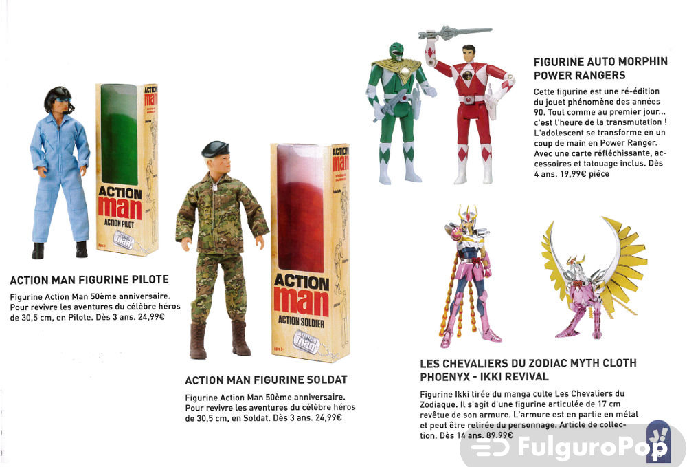 Action Man Basic Range