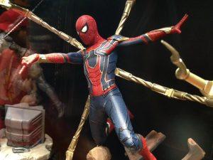 C2E2 Spider-Man DST