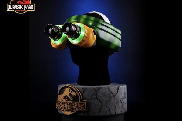 Jurassic Park vision nocturne