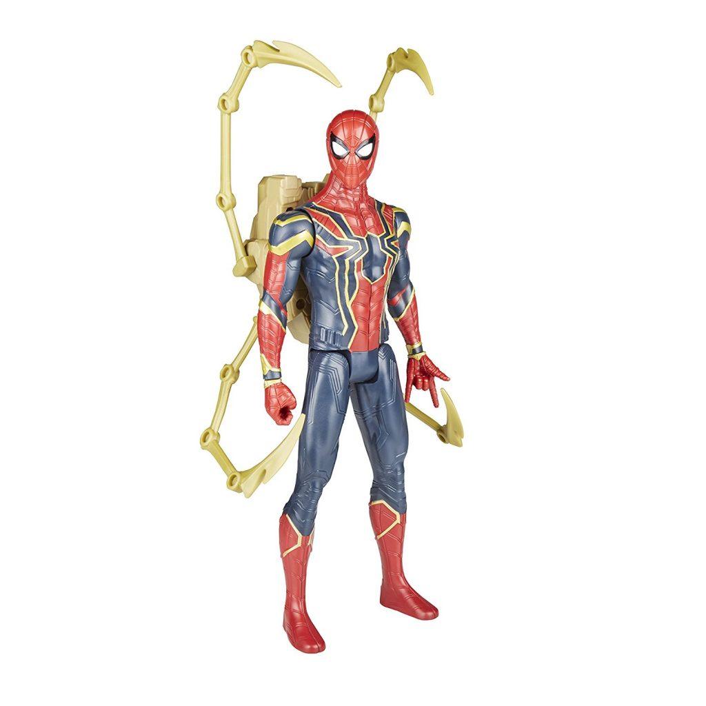 hasbro infinity war iron spider