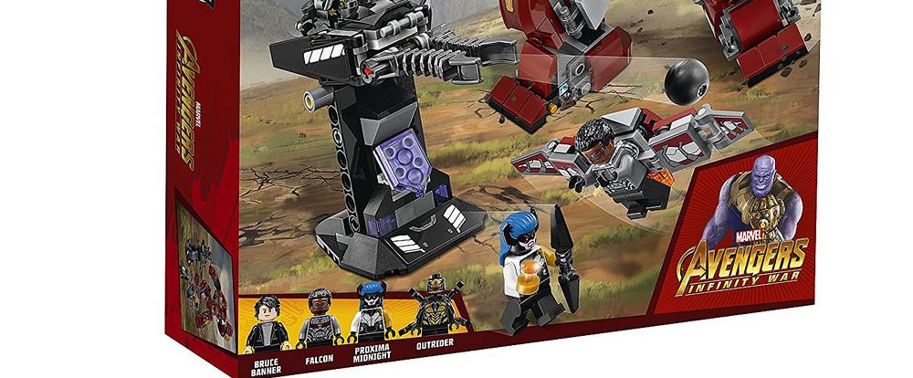 LEGO Infinity War Hulkbuster