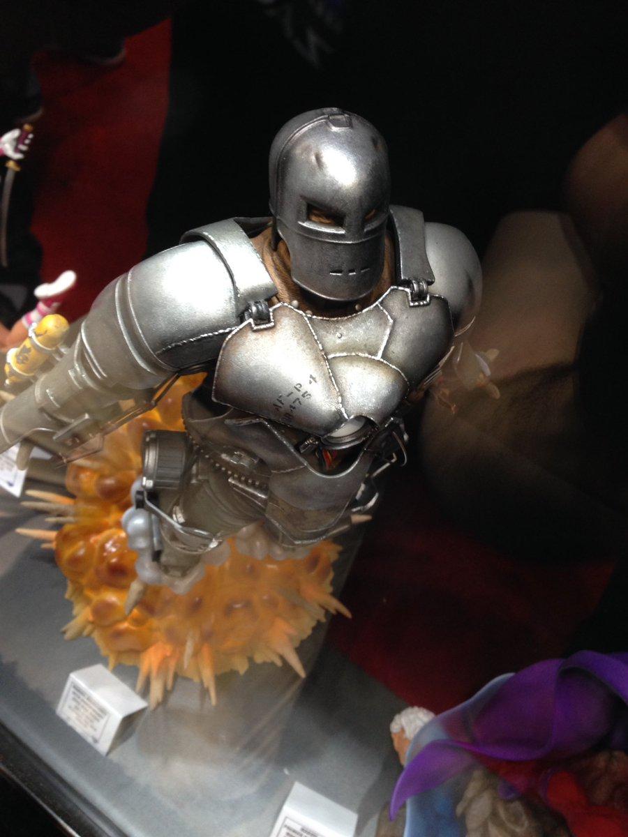 C2E2 Iron Man Mk1 DST