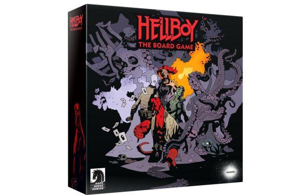 hellboy le jeu de plateau