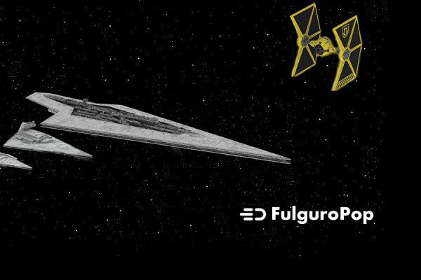 vaisseaux star wars