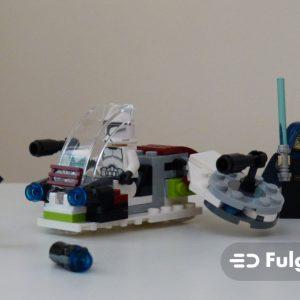 Jedi et Clone