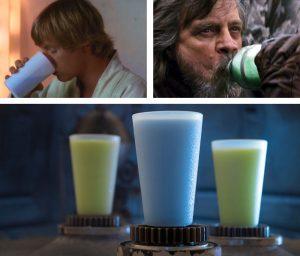 laits de star wars