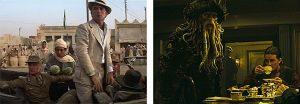 les pastèques chez Indiana Jones et le thé chez les pirates