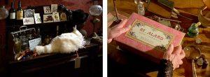 l'oie de Holmes et les chocolats de Poirot