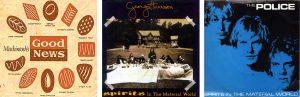 de l'inspiration de George Harrison au quarante-cinq-tours Spirits in the material world