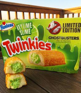 les Key lime slime Twinkies